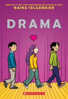 CANCELED – Graphic Novel Club: Drama