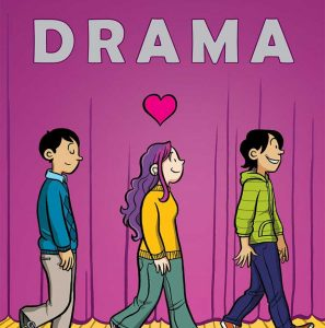 CANCELED – Graphic Novel Club: Drama