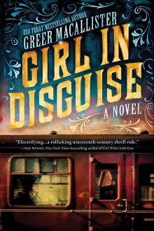 Adult Book Discussion: Girl in Disguise