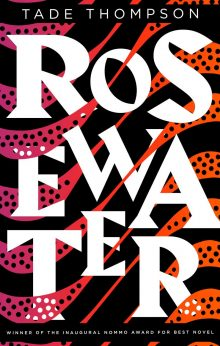Rosewater Wins the Arthur C. Clarke Award