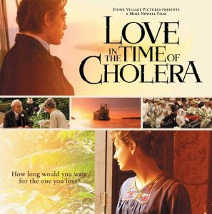 Page to Screen Club: Love in the Time of Cholera