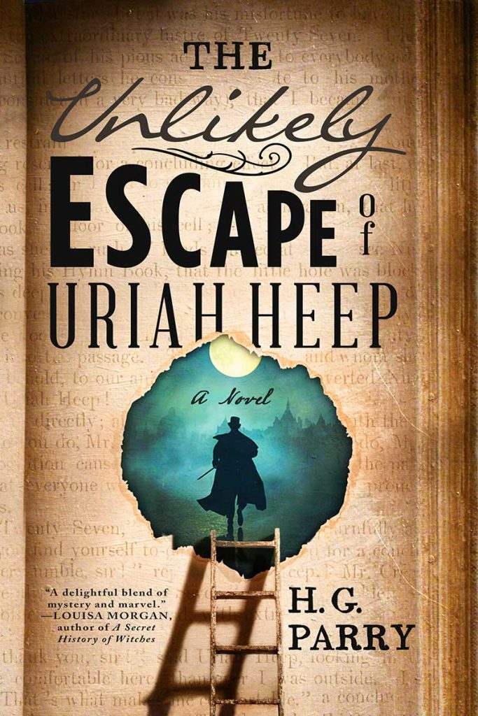 The Unlikely Escae of Uriah Heep