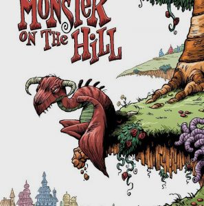 3rd-5th Grade Graphic Novel Club: Monster on the Hill