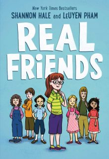 3rd-5th Grade Graphic Novel Club: Real Friends