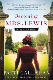 Central Baptist Book Club: Becoming Mrs. Lewis