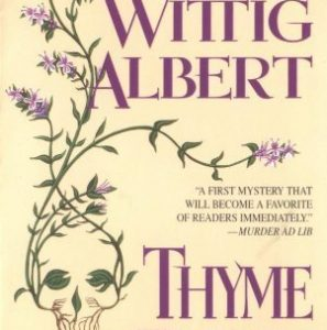 CANCELED – Deliciously Fictitious Book Club: Thyme of Death