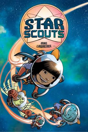 CANCELED – 3rd-5th Grade Graphic Novel Club: Star Scouts