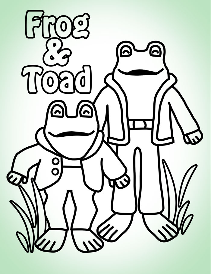 Frog-and-Toad-Coloring