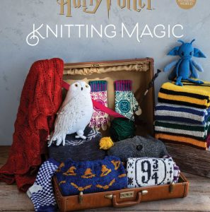 Knitting Magic: The Official Harry Potter Knitting Pattern Book by Tanis Grey