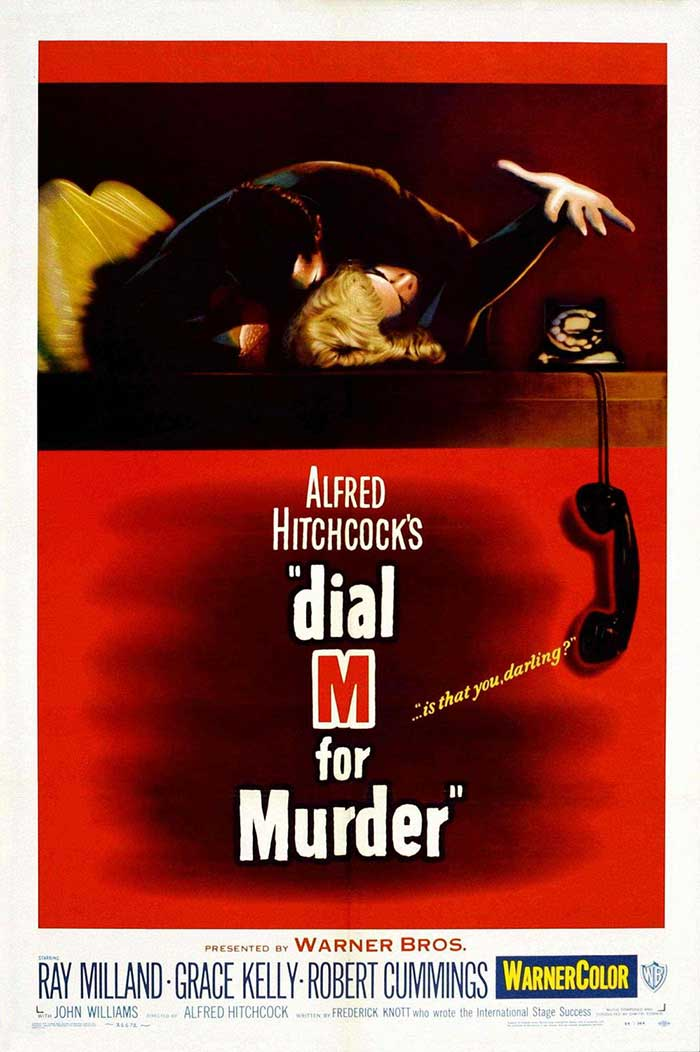 Dial 'M' for Murder