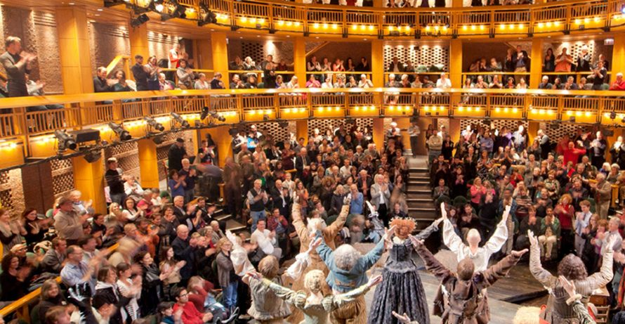 Virtual Bus Trip: Chicago Shakespeare and First Folio Theatre