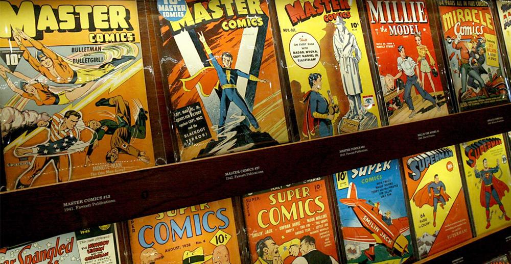 Library of Congress Comics