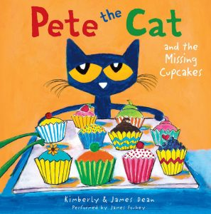 Pete and the Missing Cupcakes