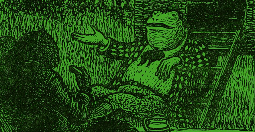 The Wind in the Willows Book Discussion