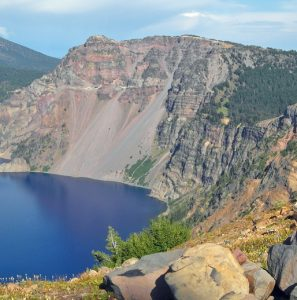 Virtual Bus Trip: Crater Lake National Park