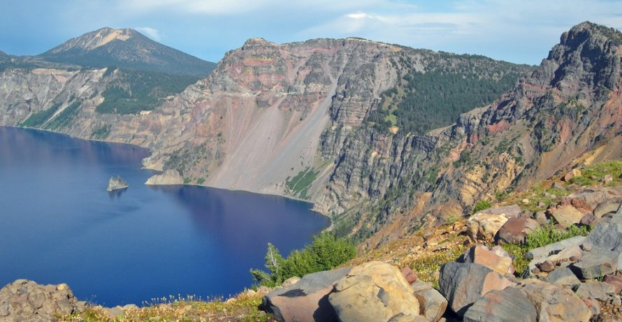 Virtual Bus Trip: Crater Lake National Park