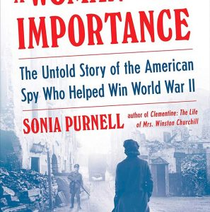Sonia Purnell Wins 2020 Plutarch Award