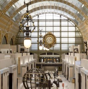 Virtual Bus Trip: Musee D'Orsay
