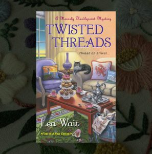 Suspiciously Fictitious Cozy Mystery Bookclub: Twisted Threads