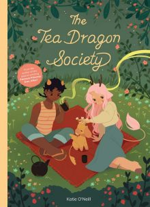 3rd – 5th Grade Graphic Novel Club: The Tea Dragon Society & The Tea Dragon Festival