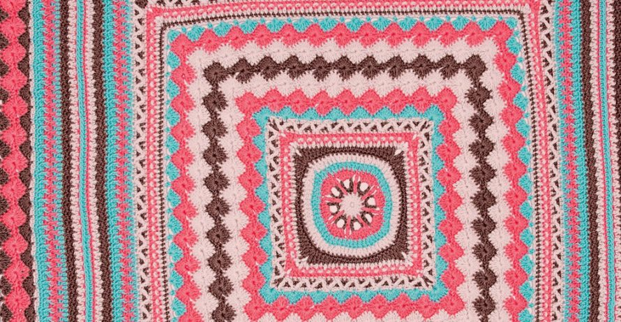 Crochet-a-Long: Crochet Better Together Afghan