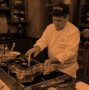 Virtual Cooking with Chef Michael Niksic: Garden Fresh Basil