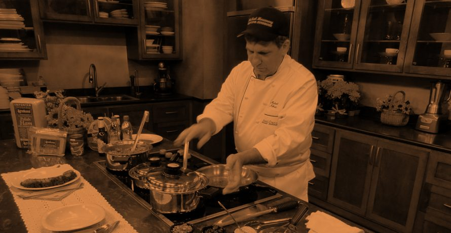 Virtual Cooking with Chef Michael Niksic: Garden Fresh Basil