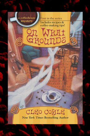 Sweet Treats – Mystery Book Club: On What Grounds
