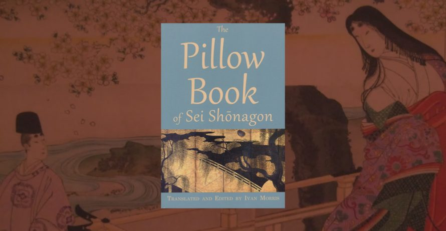 Classics Book Discussion: The Pillow Book