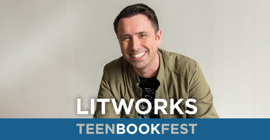 LiWorks Teen Book Fest: Jarrett J. Krosoczka