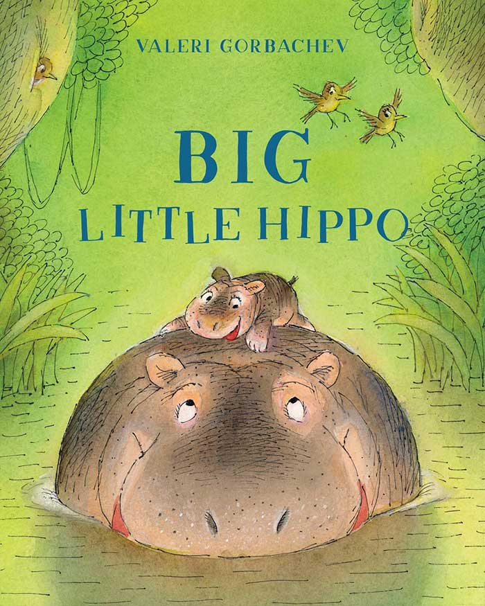 Big Little Hippo