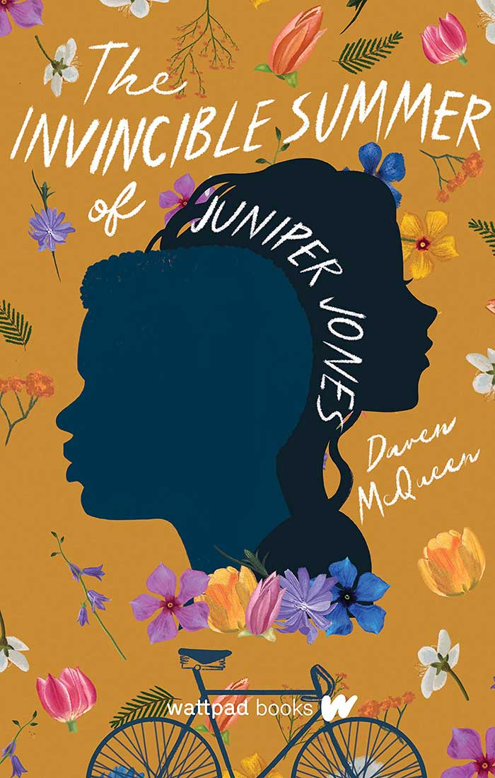 Invincible Summer of Juniper Jones