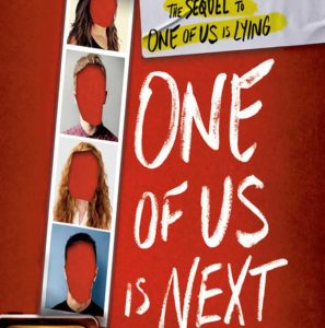One of Us in Next by Karen McManus