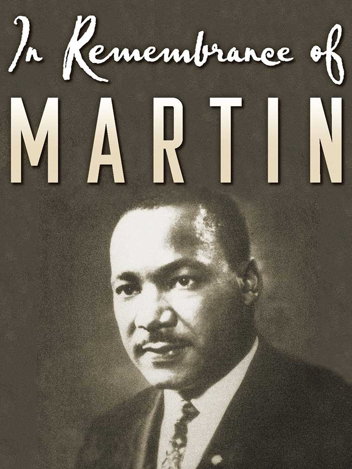 Remembering Martin