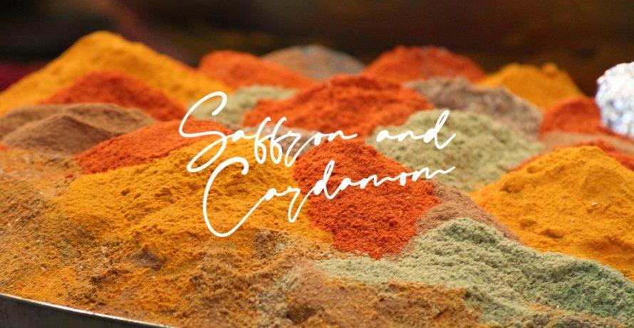 Saffron and Cardamom: Exploring Iran's Rich Culture Through its Food