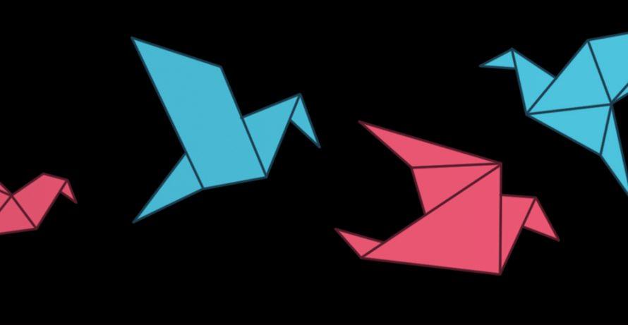 Origami Bookmark Craft & Book Share