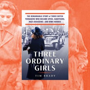 Facebook Book Club: Three Ordinary Girls