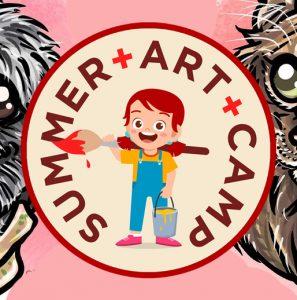 Summer Art Camp for Kids: Ali Cantarella