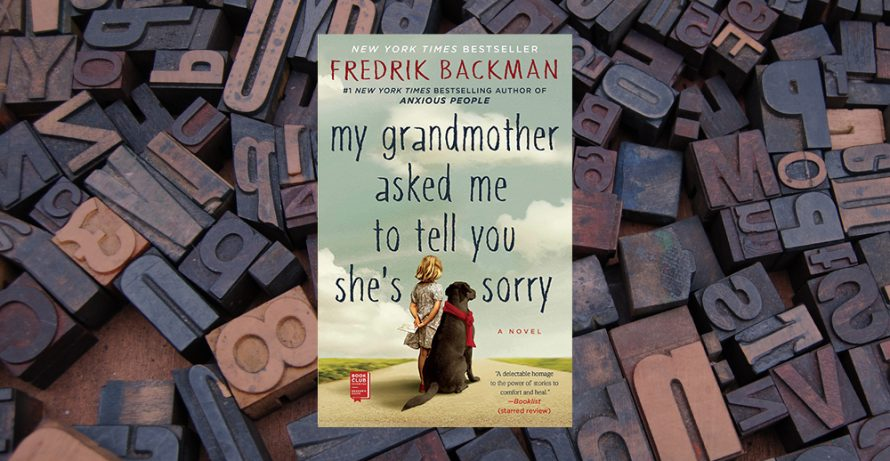 Adult Book Discussion: My Grandmother Asked Me to Tell You She's Sorry