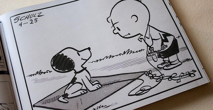 Snoopy, Sparky & Peanuts: The Life of Charles Schulz