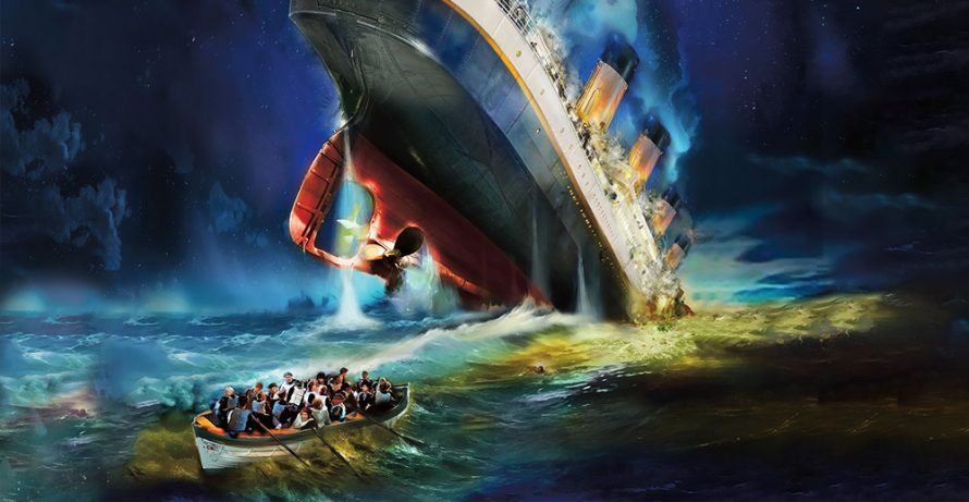 160 Minutes: The Race to Save the Titanic