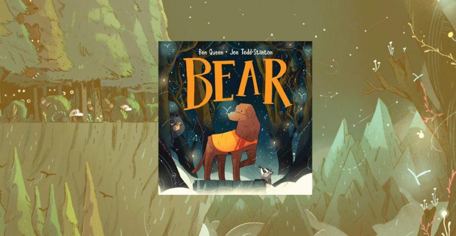3rd-5th Grade Graphic Novel Book Club: Bear