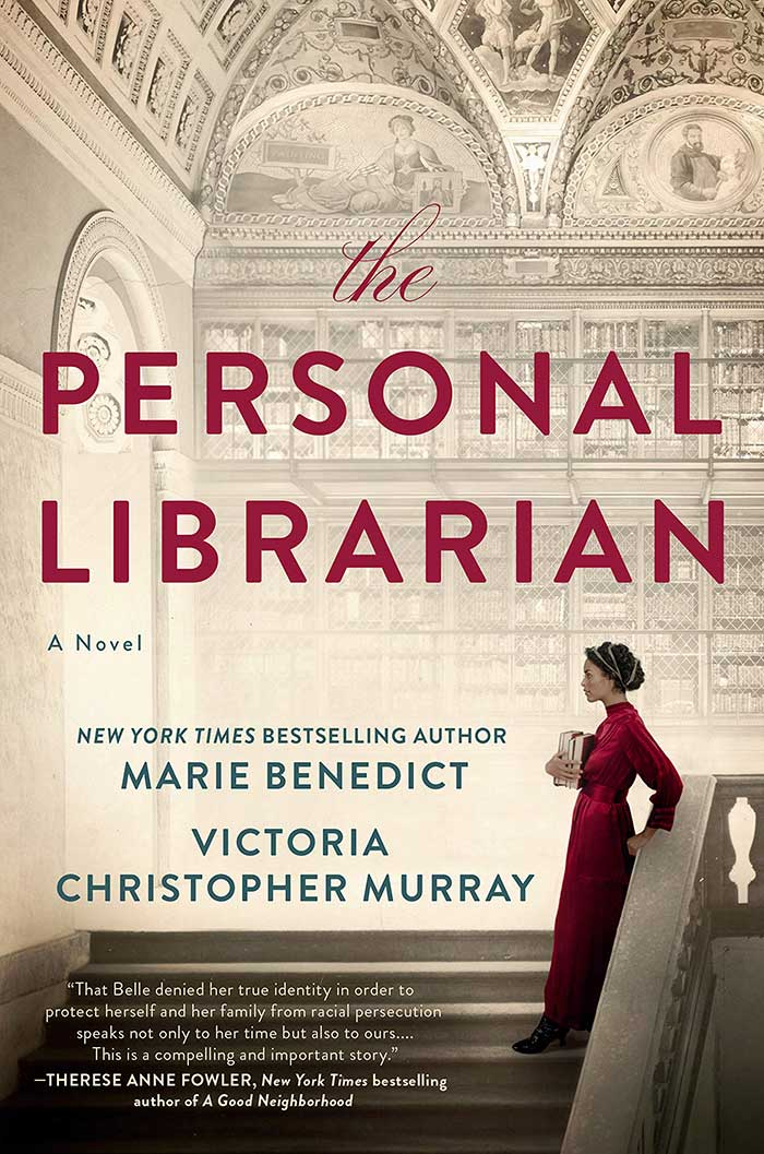 The Personal Librarian