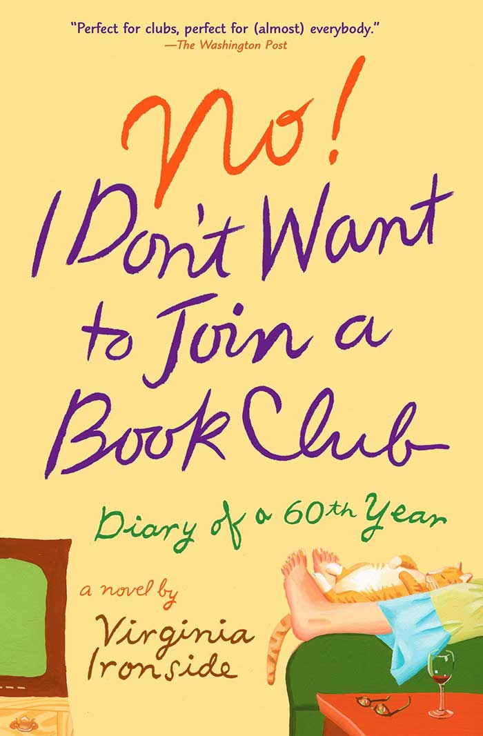 I don't Want to Join a Book Club