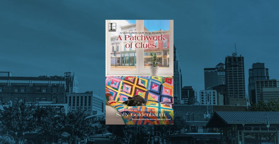 Cozy Mystery Book Club: A Patchwork of Clues
