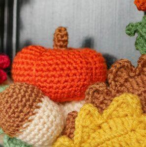 Crochet-a-Long: Crochet a Fall Wreath