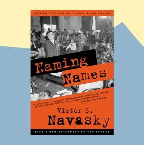 Hollywood Book Club: Naming Names