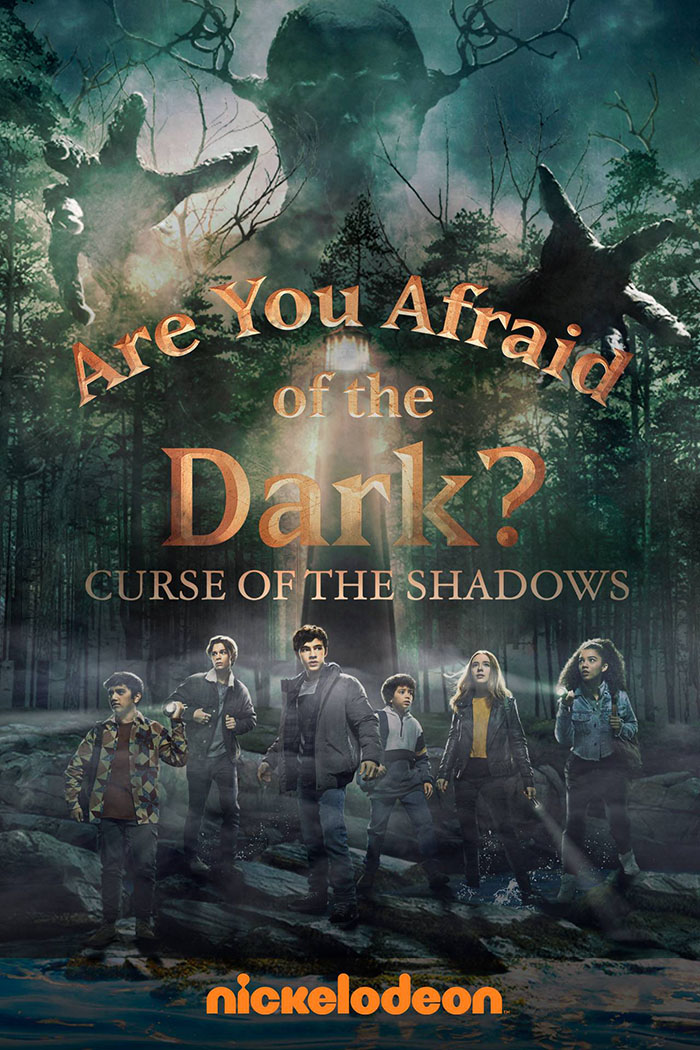 Are You Afraid of the Dark: Curse of the Shadows