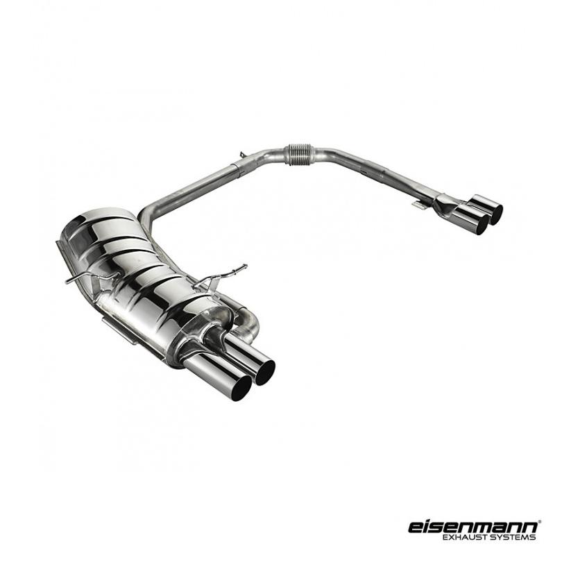 Eisenmann BMW E46 323i/Ci-328i/Ci Performance Exhaust