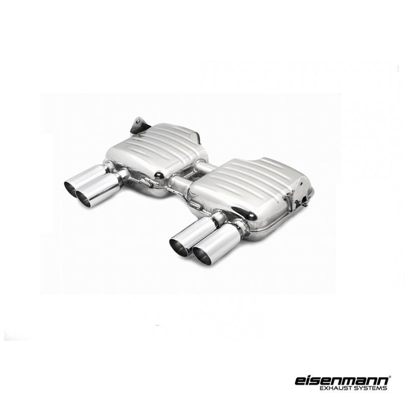 Eisenmann BMW E92 / E93 M3 Performance Exhaust